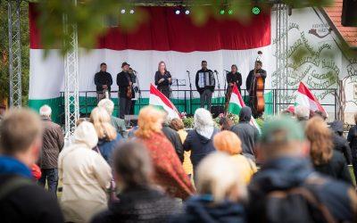 Kárpát-medencei együttlét a Nagy-Magyarország Parkban