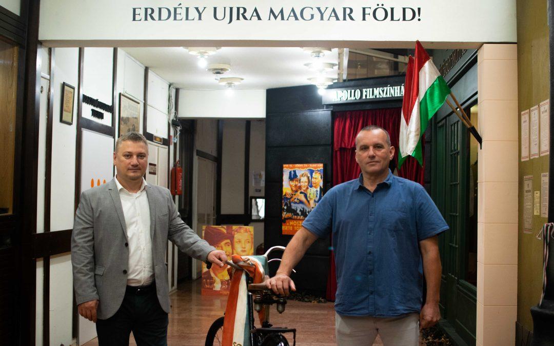 """""""A békés revízió magyar hétköznapjai 1938-1940 között"""" címmel nyitottunk tárlatot Szegeden"""