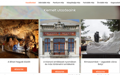 Hazajárat – Elindult honismereti utazásokat kínáló honlapunk
