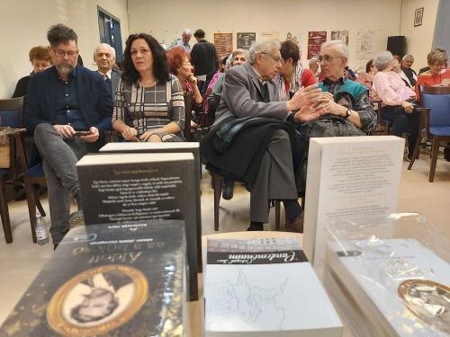 Nagyszalontai vendégek a Partium Ház könyves estjén