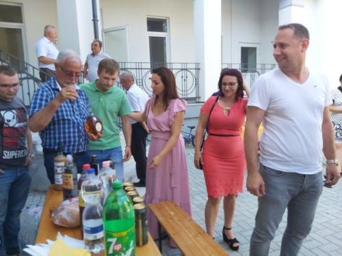 A ruszin közösség a Kárpátalja Házban